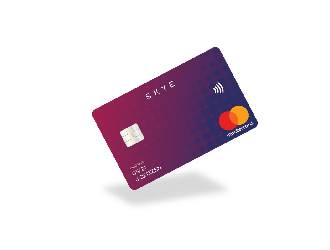 Skye Credit Card